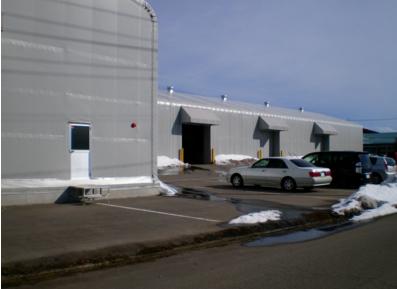 物流会社大型倉庫1