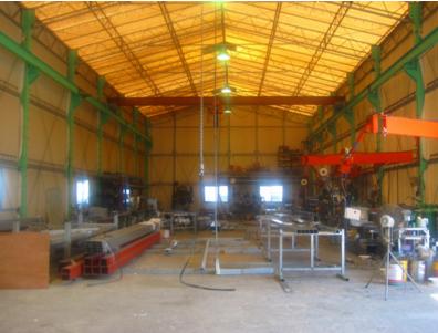 工場の施工事例1